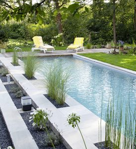 BIOTOP Living Pool – Pool with planted biofilter – Germany